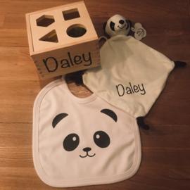 Slabbetje  |  Panda