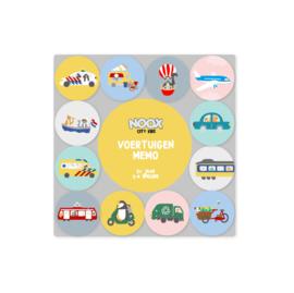 Noox city kids  |  Memo voertuigen