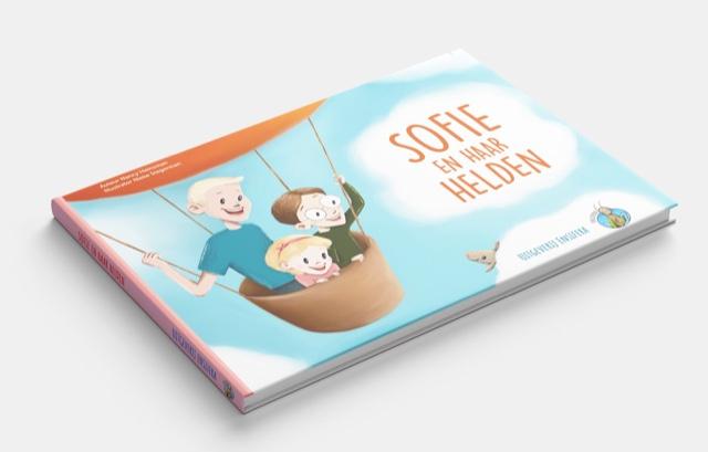Boekje  |  Sofie en haar helden