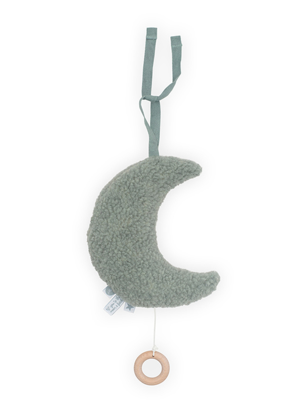 Jollein muziekhanger Moon ash green