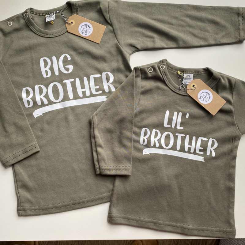 Shirtje     Big Brother of Lil' Brother