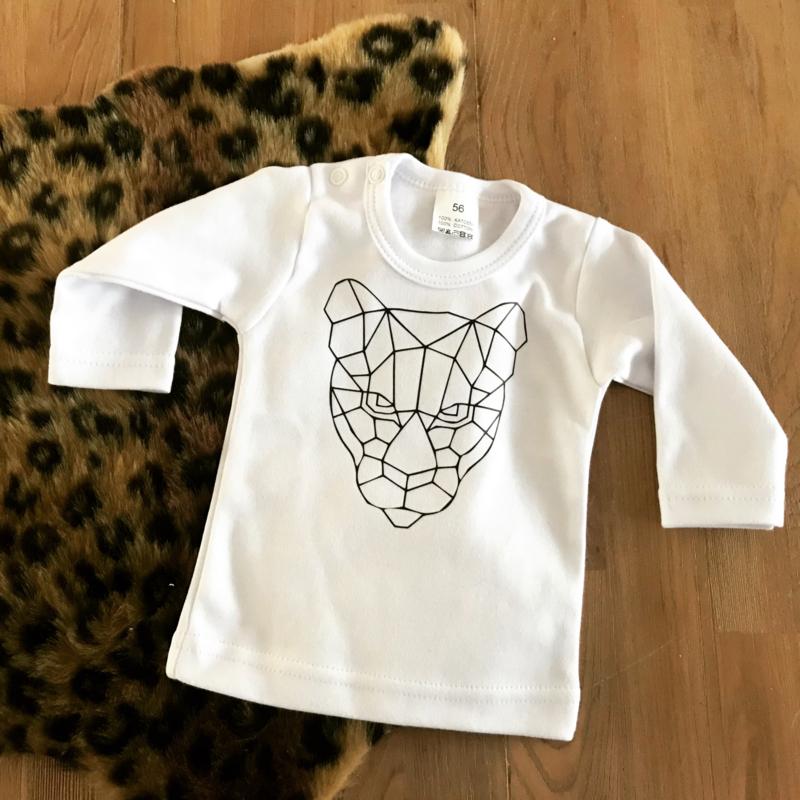 Shirtje     Geometrische tijger