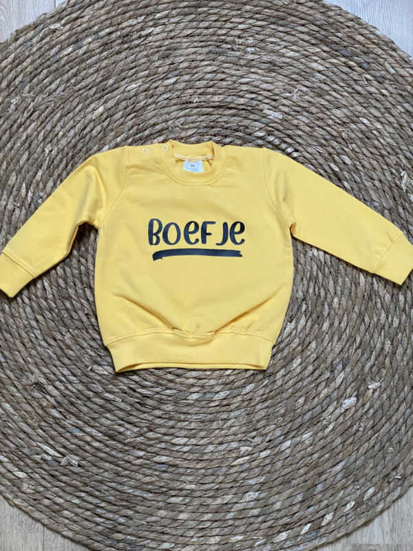 Sweater  |  Boefje