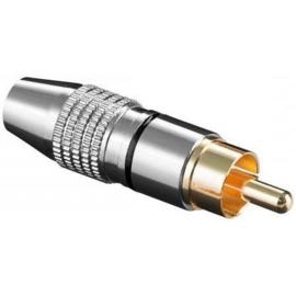 Kabeldeel RCA MALE Links
