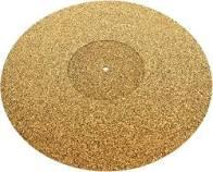 Tonar mat kurk / rubber