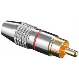 RCA kabeldeel MALE Rechts
