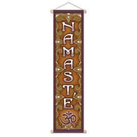 Banner Namasté