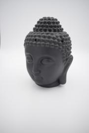 Olieverdamper Boeddha Hoofd zwart