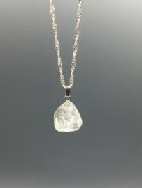 Bergkristal hangsteen