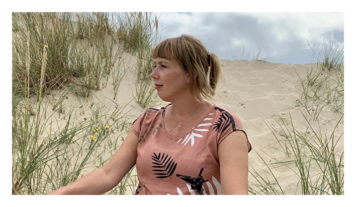 Sandra Voorburg, duinen Terschelling   Beleving.eu
