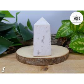 Sneeuwagaat - White plume obelisk 2
