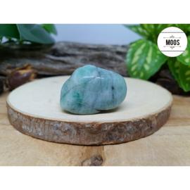 Smaragd - Knuffelsteen 16