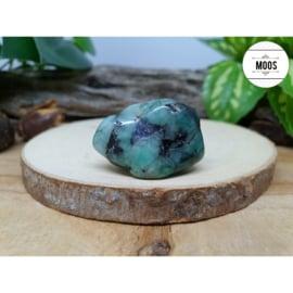 Smaragd - Knuffelsteen 15