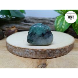 Smaragd - Knuffelsteen 13