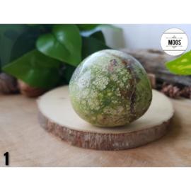 Groene Opaal - Handsteen L1