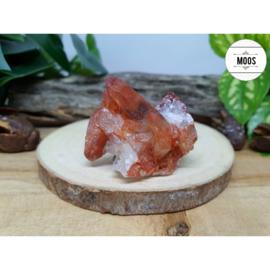 Rode Bergkristal - Cluster 4