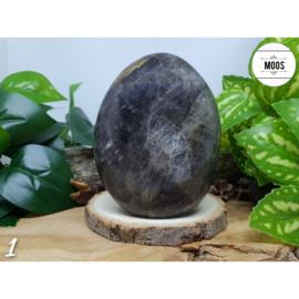 Zwarte Maansteen - Sculptuur XXL2 - NIEUW