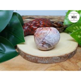 Roze Indonesische Opaal - Knuffelsteen 24