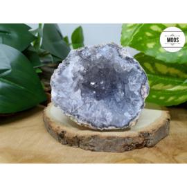 Blauwe Chalcedoon - Geode 32