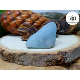 Aquamarijn - Knuffelsteen 1