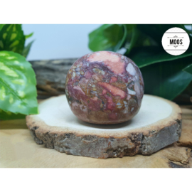 Roze Indonesische Opaal - Knuffelsteen 10