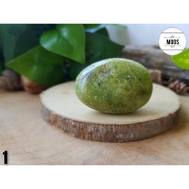 Groene Opaal - Handsteen M1