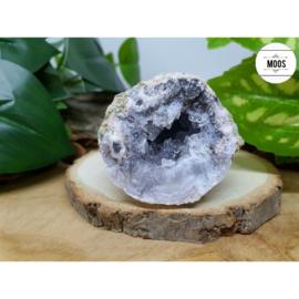Blauwe Chalcedoon - Geode 33