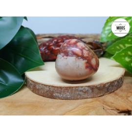Roze Indonesische Opaal - Knuffelsteen 16