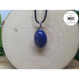 Hanger 925 Zilver - Lapis Lazuli