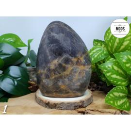 Zwarte Maansteen - Sculptuur XXL3 - NIEUW