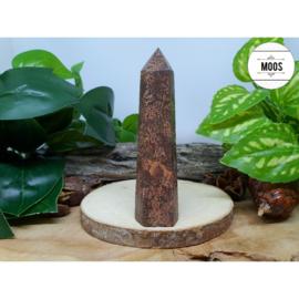 Starburst Jaspis - Obelisk 5