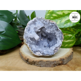 Blauwe Chalcedoon - Geode 15