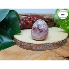 Roze Indonesische Opaal - Knuffelsteen 26