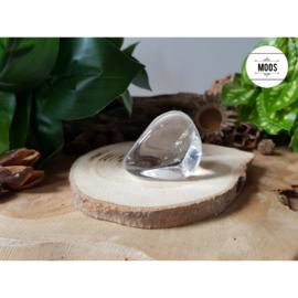 Bergkristal - Handsteen 5