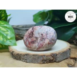 Roze Indonesische Opaal - Knuffelsteen 12