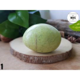 Groene Opaal - Handsteen M3