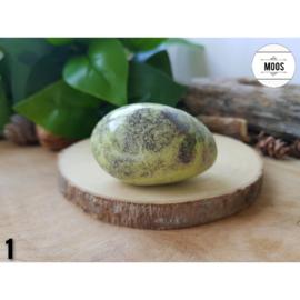 Groene Opaal - Handsteen L2