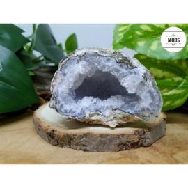 Blauwe Chalcedoon - Geode 29