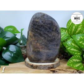 Zwarte Maansteen - Sculptuur XXL4 - NIEUW