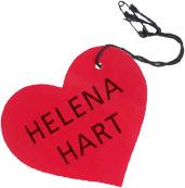 Blazer Lynn Transfer lang Zwart Helena Hart