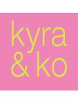 Jurk Karian Blue Iris Kyra & Ko