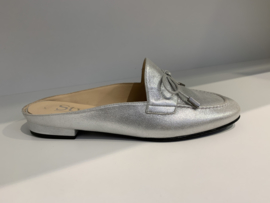 Slipper zilver metallic T2532