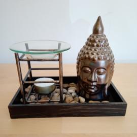 Geurbrander Boeddha setje