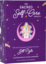 Sacred Self-Care Oracle - Jill Pyle