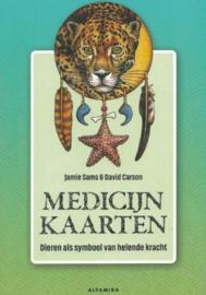 Medicijnkaarten - Jamie Sams, David Carson