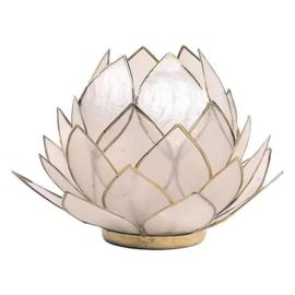 Lotus sfeerlicht naturel