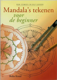 Beika Kruid - Bloemen en planten in je mandala tekenen voor de beginner