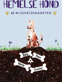 Hemelse hond - Barb Horn Randy Crutcher