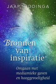 Jaap Hiddinga - Bronnen van inspiratie