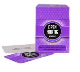 Openhartig - Memories